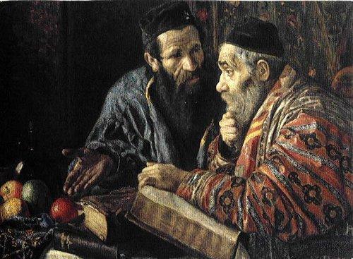 Rabbis Talmud